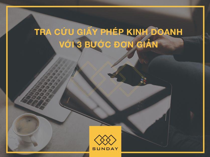 Tra cuu giay phep kinh doanh - Sunday Corp