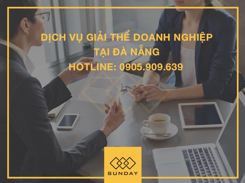 Dịch vụ giải thể doanh nghiệp tại Đà Nẵng nhanh chóng và giá rẻ
